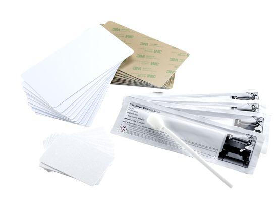 Reinigungsmaterial für Datacard SD160