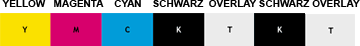 YMCKT-KT Farbband - Datacard SD360