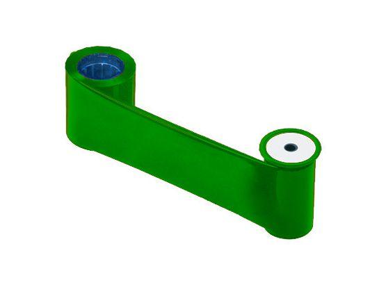 Monochromband grün - Datacard Kartendrucker