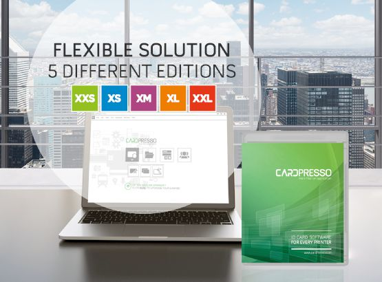Ausweisdesign Software cardPresso
