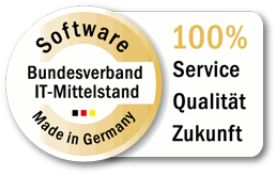 ID VisitControl Besuchersoftware - Software Made in Germany